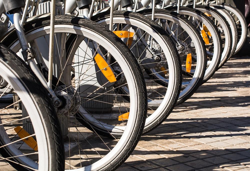 Rowery na ulicy